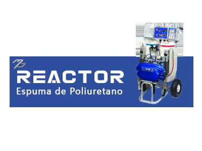 Reactor Espuma de Poliuretano