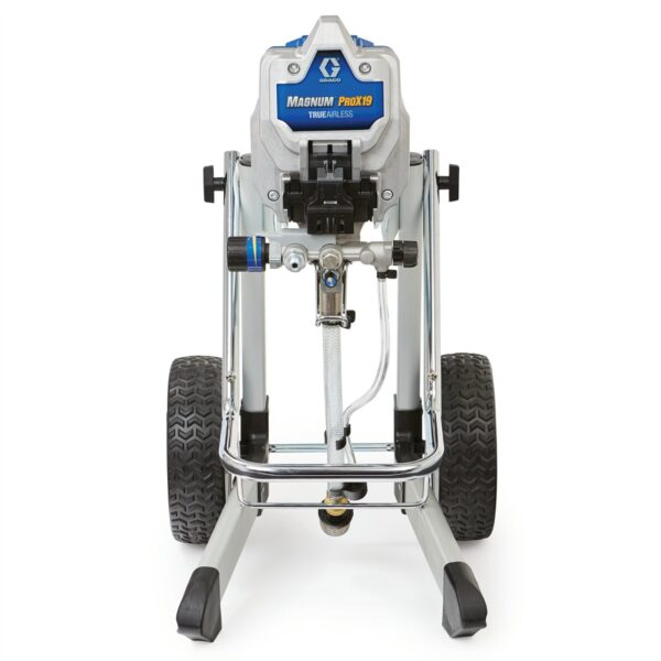 Magnum Pro X19 Cart Back