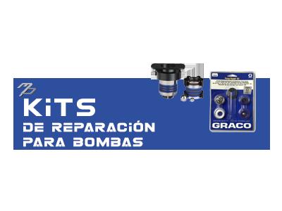 Kits de reparación para bombas
