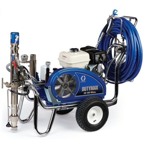 dutymax gh 300 hd procontractor series hydrahulic airless sprayer (24w968)