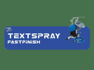 TextSpray FastFinish