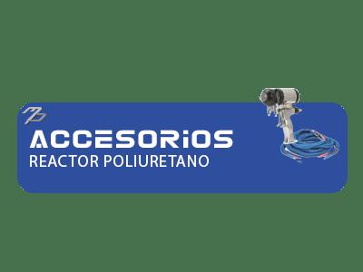 Accesorios Reactor Poliuretano