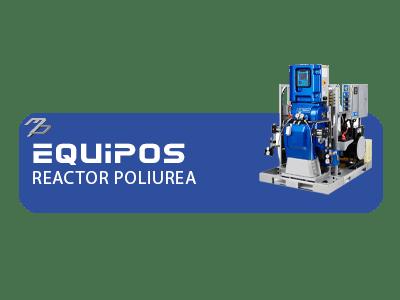 Equipos Reactor Poliurea