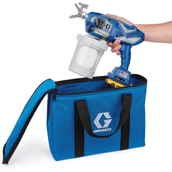 tc pro cordless sprayer (17n166) bag