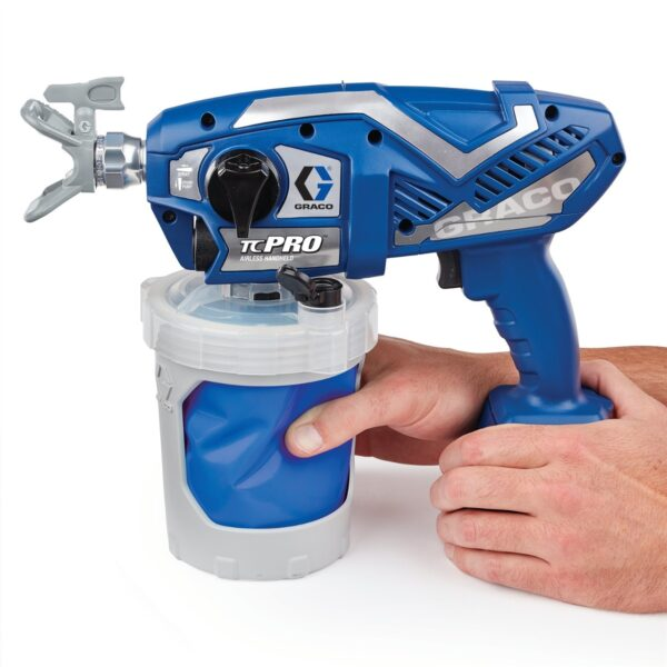 tc pro cordless sprayer (17n166) twist