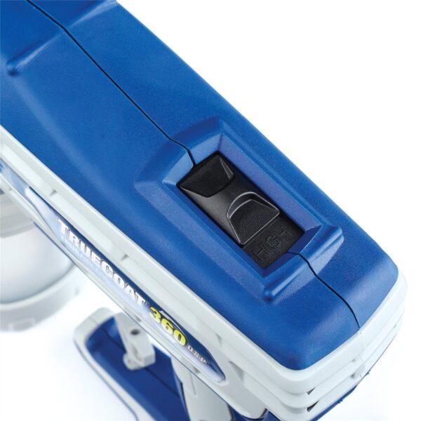 truecoat 360 dsp electric sprayer (16y386) upper